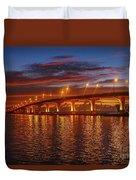 Causeway Sunrise Duvet Cover