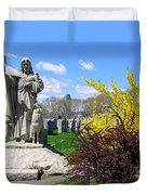 Cavalry Afternoon Duvet Cover