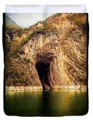 Cave Duvet Cover