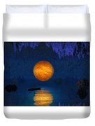 Cave Of Secrets Duvet Cover