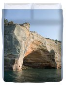Cave On The Water Duvet Cover