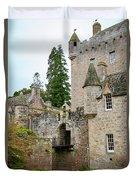 Cawdor Castle Duvet Cover