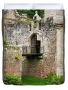 Cawdor Castle Drawbridge Duvet Cover