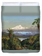 Cayambe Duvet Cover