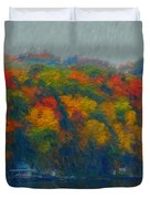 Cayuga Autumn Duvet Cover