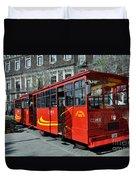 Cdmx Transit Duvet Cover