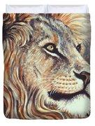 Cecil The Lion Duvet Cover