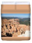 Cedar Breaks I - Utah Duvet Cover