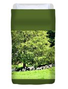 Cedar Shade Duvet Cover