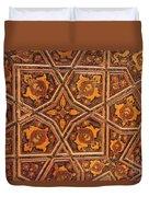 Ceiling Design Duvet Cover