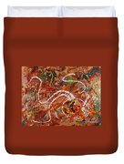 Celebration II Duvet Cover