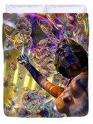 Celebration Spirit Duvet Cover