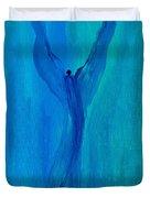 Celestial Angel Duvet Cover