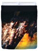 Celestial Applause Duvet Cover