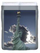 Celestial Crown Duvet Cover