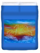 Celestial Dream Duvet Cover