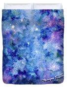 Celestial Dreams Duvet Cover by Monique Faella