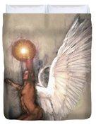 Celestial Glory Duvet Cover