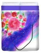 Celestial Her Duvet Cover
