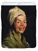 Celestina 1908 Duvet Cover