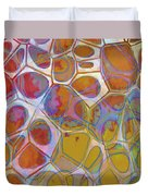 Cell Abstract 14 Duvet Cover