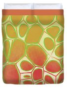 Cells Abstract Five Duvet Cover