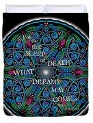 Celtic Dreamcatcher Duvet Cover