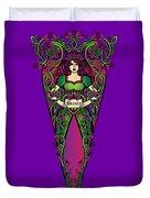 Celtic Forest Fairy - Beauty Duvet Cover