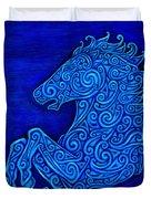 Celtic Horse Duvet Cover