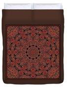 Celtic Key Tile  Duvet Cover