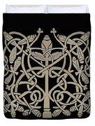 Celtic Leaves Knots One Duvet Cover