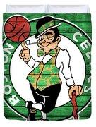 Celtics Barn Door Duvet Cover