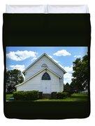 Center Ridge Presbyterian Church Duvet Cover