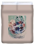 Centerpiece Duvet Cover by Gregory Dallum