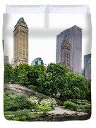 Central Park Duvet Cover