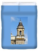 Central Park Metropolitan Cathedral Duvet Cover