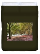 Central Park New York Duvet Cover