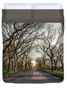 Central Park Nyc Duvet Cover