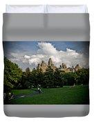 Central Park Skies Duvet Cover