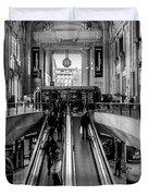 Central Station Milan Duvet Cover