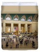 Central Station New York  Duvet Cover