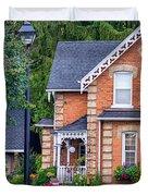 Century Home Duvet Cover