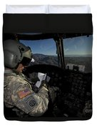 Ch-47 Chinook Pilot Refers Duvet Cover