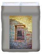 Chaco Canyon Windows Duvet Cover