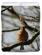 Chaffinch Duvet Cover