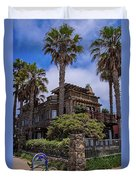 Chained To Venice Beach Duvet Cover