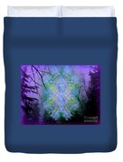 Chalice-tree Spirit In The Forest V1a Duvet Cover