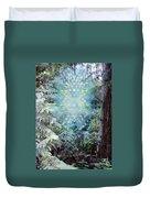 Chalice-tree Spirit In The Forest V3 Duvet Cover
