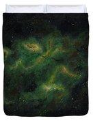Chameleon Nebula Duvet Cover