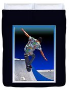 Champion Skater Duvet Cover